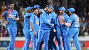 Rohit inflicts more Super Over misery on Black Caps to seal series