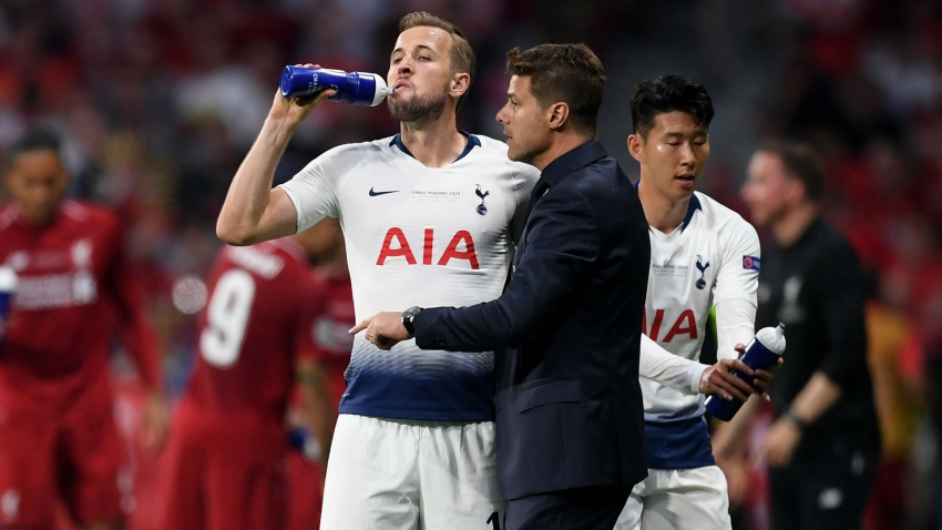 Kane thanks Pochettino for making his 'dreams' come true