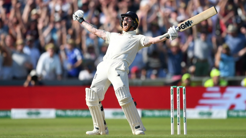 Ashes hero Ben Stokes praises 'brilliant' wife following Test win