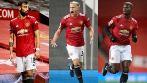 Talking Point: Can Pogba, Fernandes and Van de Beek play together for Man Utd?