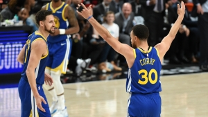 Warriors sweep Trail Blazers to reach NBA Finals