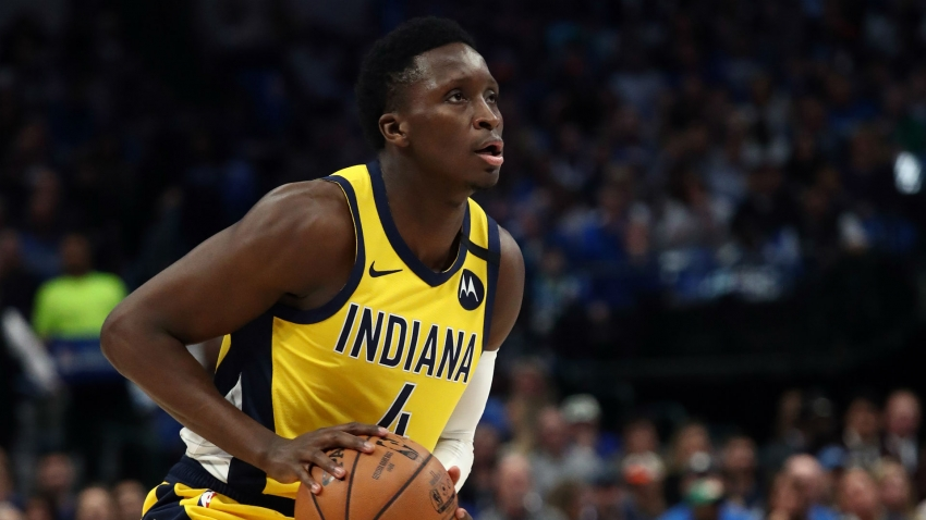 Pacers' Oladipo opts out of NBA restart