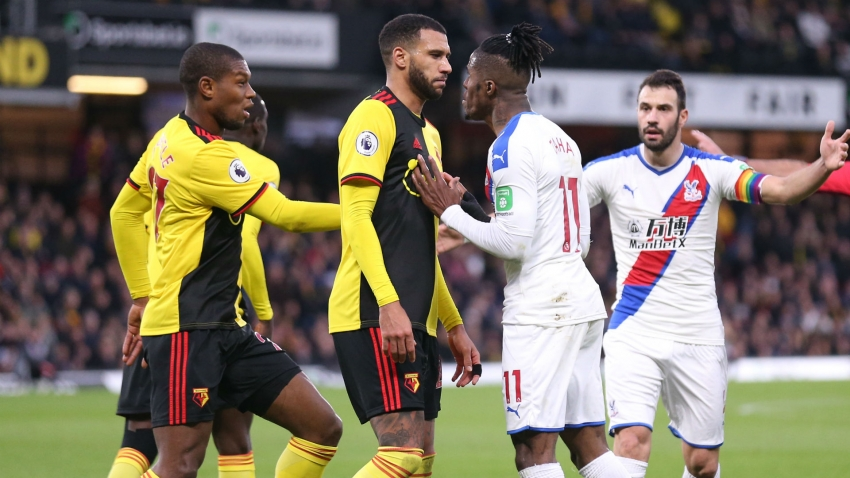 Watford 0-0 Crystal Palace: Feisty Hornets halt losing streak ahead of new era