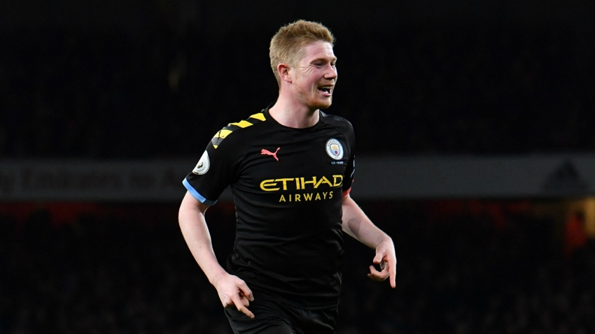 De Bruyne alongside Messi, Ronaldo and Neymar as world's best – Del Piero