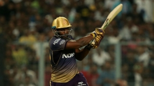 Russell increases Ashwin woe as Knight Riders cruise