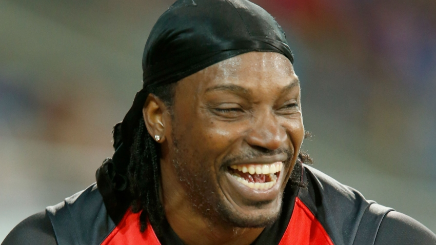Gayle and Agarwal settle IPL thriller as KXIP upset Mumbai