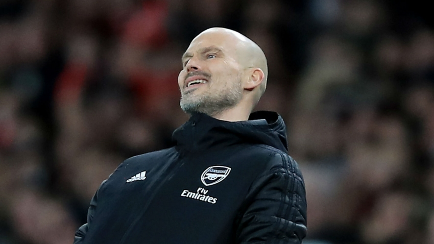 This is not Arsenal – Ljungberg concedes Gunners suffering crisis of confidence
