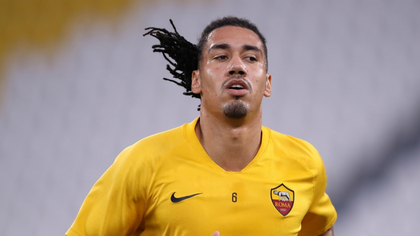 Man Utd defender Smalling could return to Roma 'in next few days' - Fonseca