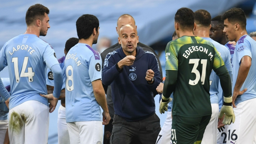 Guardiola: Desire and passion, not tactics, key in Champions League