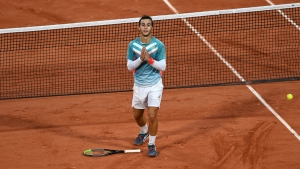 French Open 2020: It's victor Hugo as Gaston steals the show by stunning Wawrinka