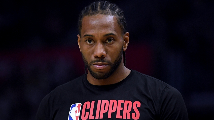 Kawhi Leonard 'healthy' and now at Disney World, confirms Rivers