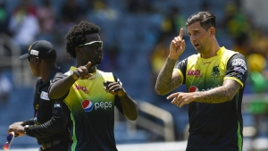 Tallawahs had to find a way - Walton reveals desperation played key role in win