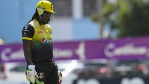 Windies and Tallawahs star Chris Gayle.