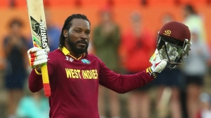 Windies star Chris Gayle.