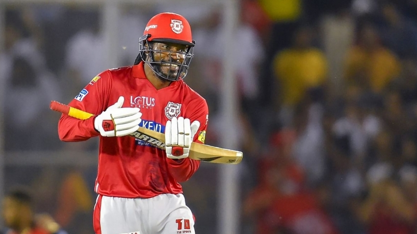 'Gayle not just a big hitter' - Indian legend Tendulkar praises 'smart' Universe Boss