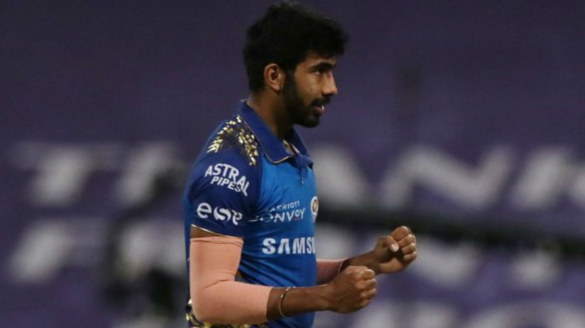 Bumrah and Yadav star as Mumbai go two points clear