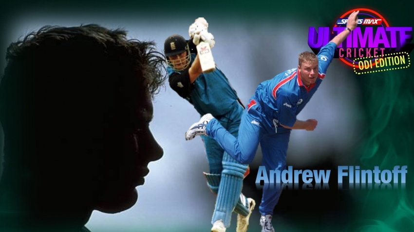 Ultimate XI ODI Profile: Andrew Flintoff