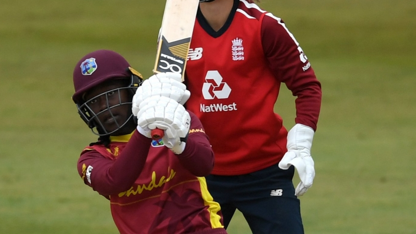 Dottin two-wicket haul, half century not enough to save Windies Women
