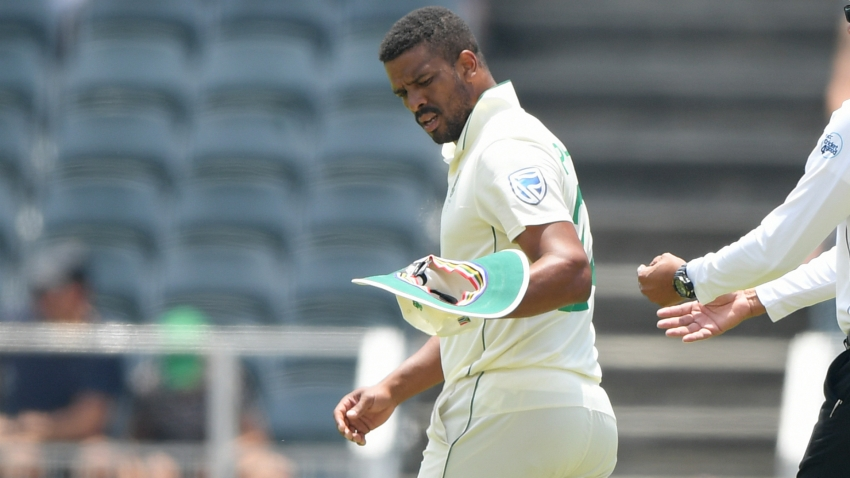 Du Plessis sad South Africa could not give Philander fairytale ending