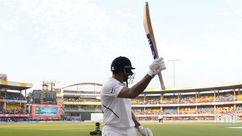 Agarwal overtakes Bradman with double hundred as India pile on pain for Bangladesh