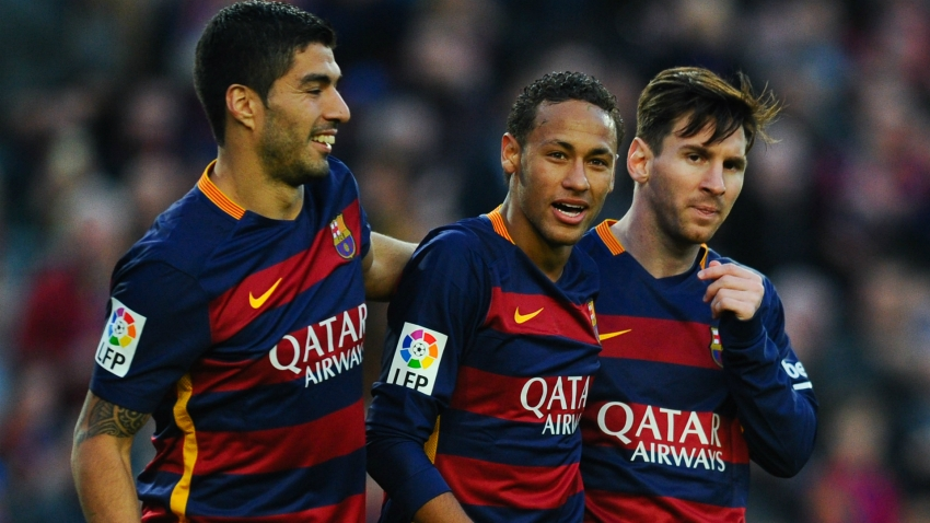 Suarez joins Atletico: A look back at Barcelona's formidable 'MSN' trident in Opta data