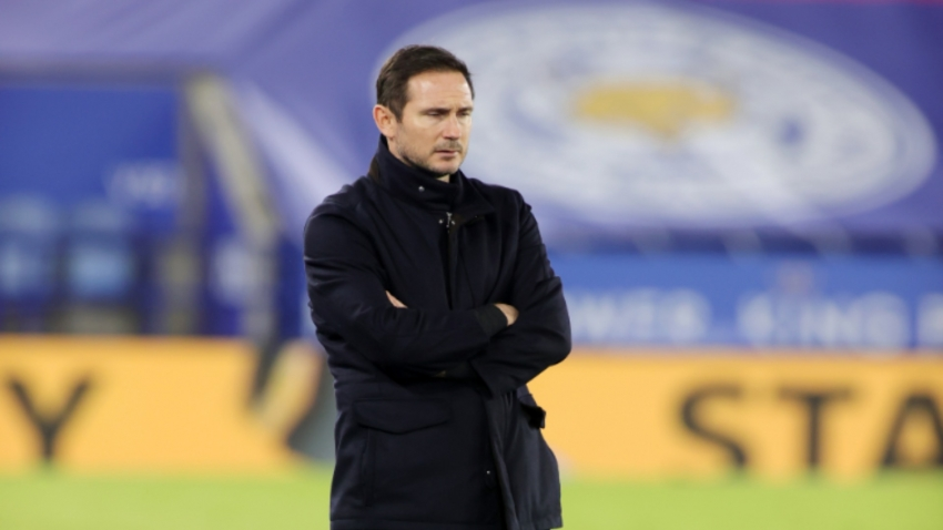 Lampard accepts Chelsea 'not ready to compete' for Premier League title