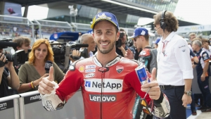 MotoGP Raceweek: Dovizioso out to maintain fine form as Rossi nears milestone - the British Grand Prix in numbers