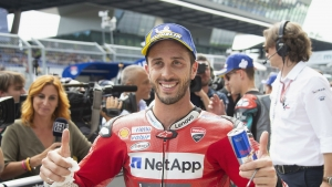 MotoGP Raceweek: Dovizioso savours 'crazy' overtaking move that stunned Marquez in Austria