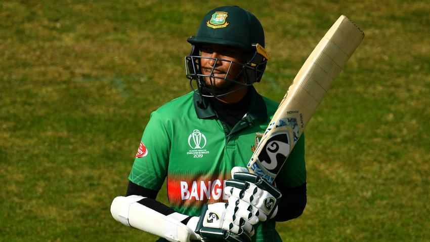 Bangladesh captain Shakib banned after ICC anti-corruption breaches