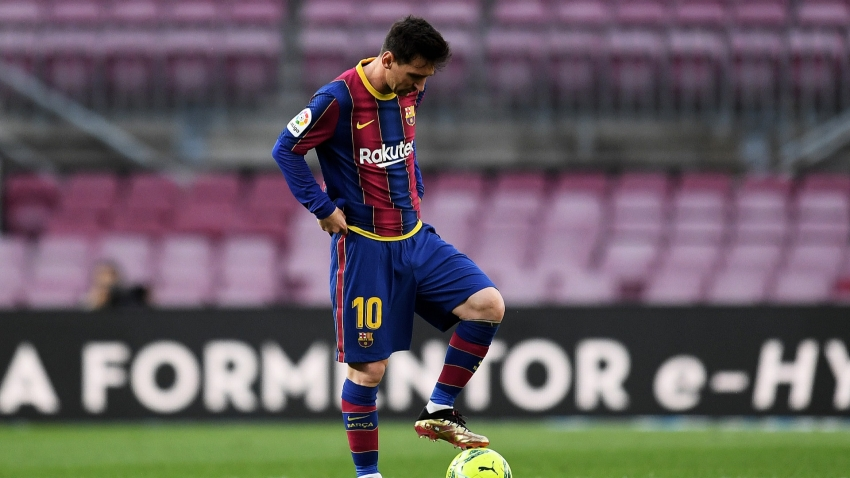 'Impossible' for Barca to play without Messi, claims Koeman