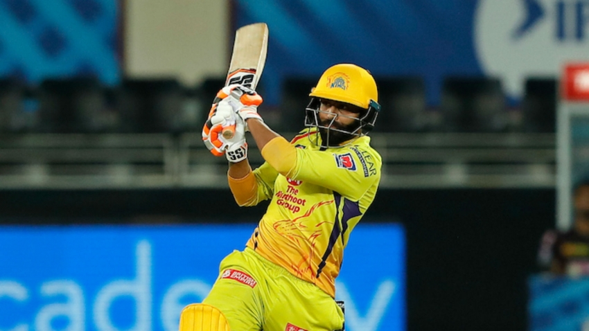 Jadeja heroics strike major blow to KKR's play-off hopes