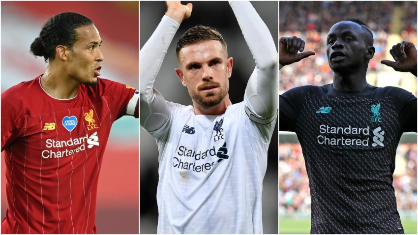 Liverpool champions: Who is the Reds' player of the season?