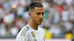 Zidane: Hazard needed club of Real Madrid's stature