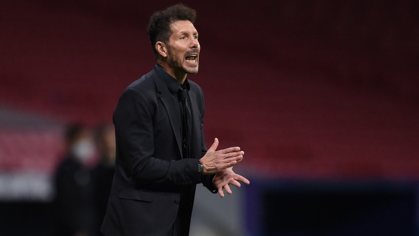 Simeone knew Atletico had to win as LaLiga leaders close in on title
