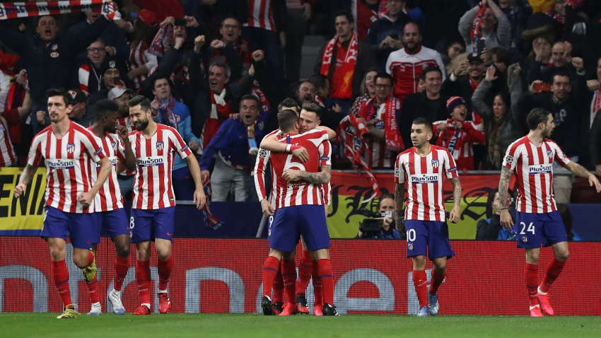 Coronavirus: Atletico Madrid cut player wages by 70 per cent