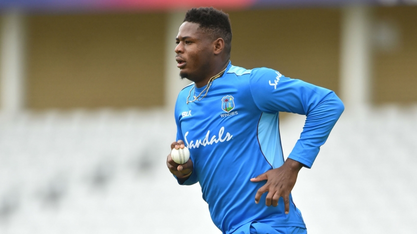 Windies paceman Thomas avoids serious injury in car accident