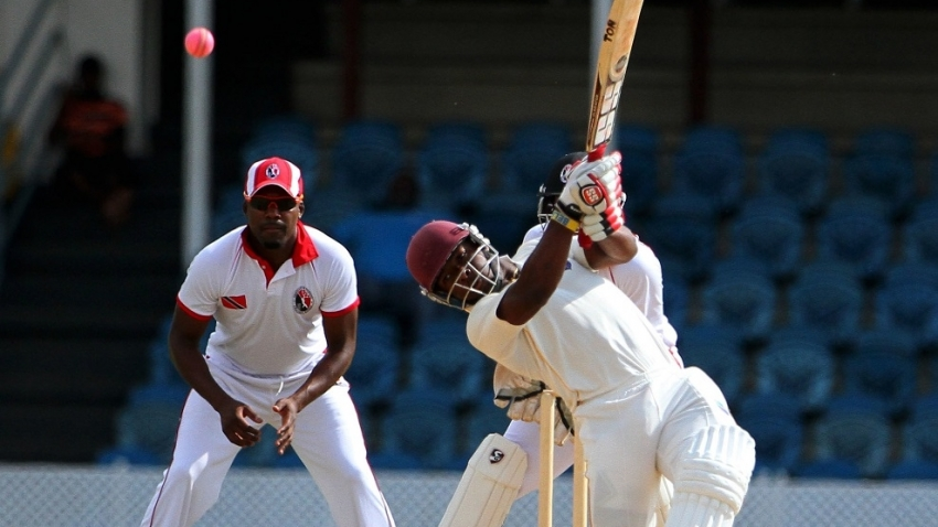 T&T Red Force gains upper hand on the Hurricanes