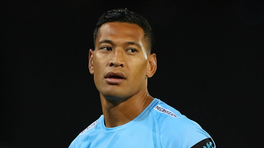 Folau discussions have ceased, say St George Illawarra Dragons