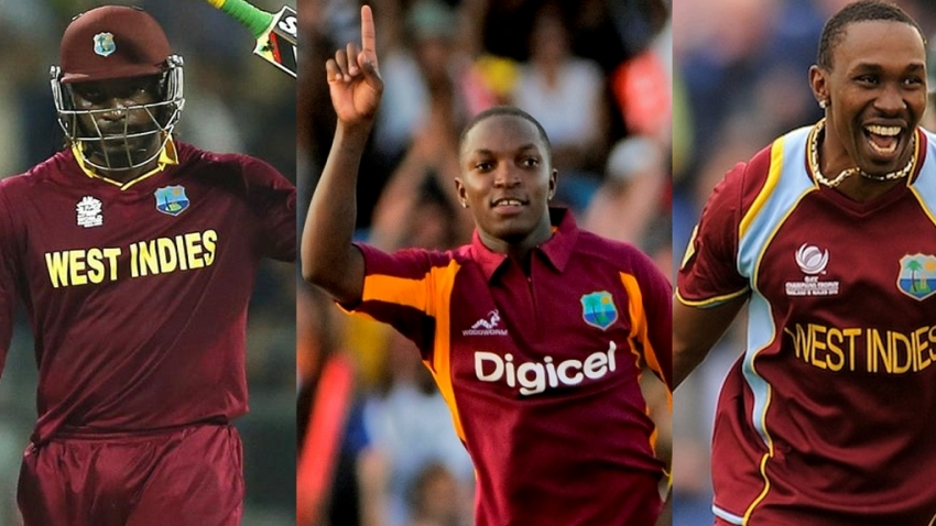 Gayle, Edwards, Bravo included in Windies T20 squad for upcoming tours - recalls for Hetmyer, Thomas, Cottrell