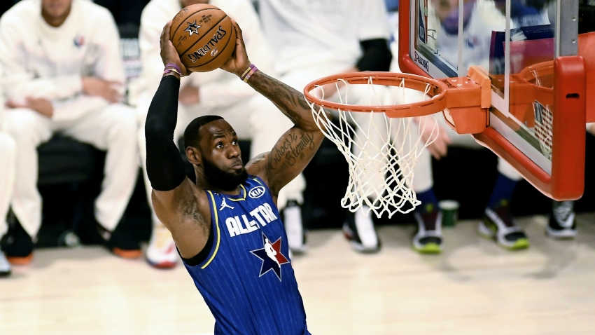 Team LeBron beat Team Giannis in NBA All-Star Game