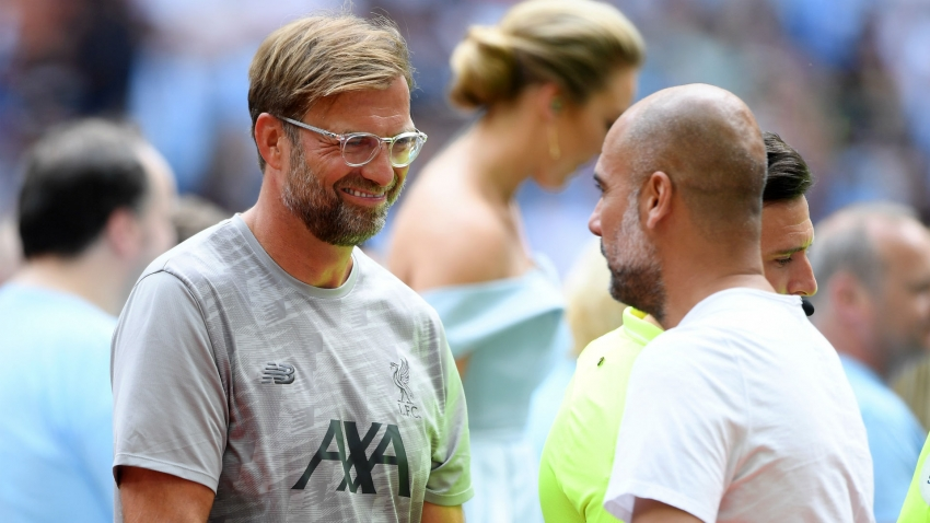 Premier League is not just Guardiola v Klopp, says Liverpool boss