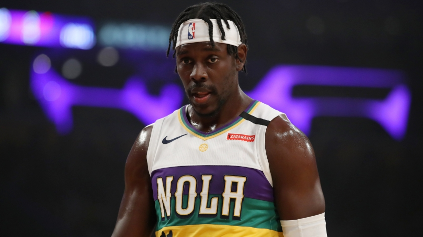 Pelicans G Jrue Holiday donating remaining salary to start social justice fund