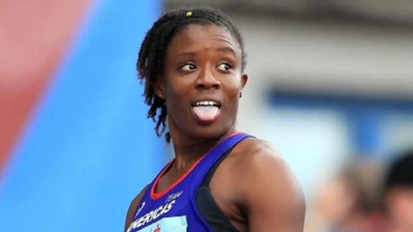 A healthy Danielle Williams clocks new indoor 200m PB