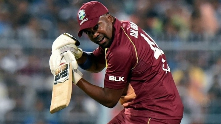 West Indies start with loss despite Bravo century