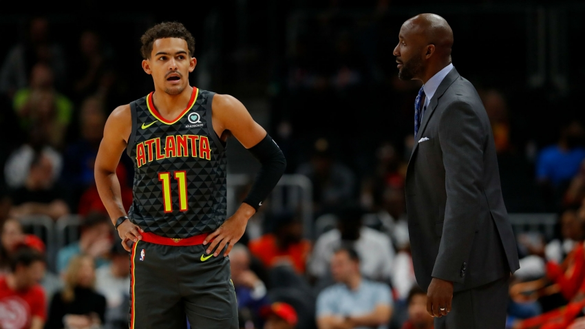 I'm not impressed with his free throws! - Hawks coach Pierce wants more from Young