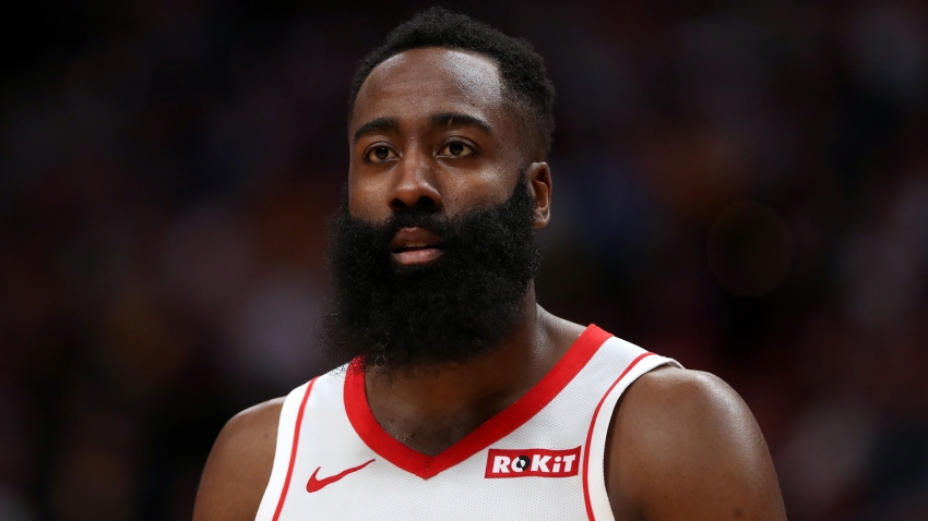 Rockets star James Harden arrives in Orlando for restart after delay