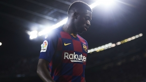 Dembele to miss Clasico as Barcelona winger gets two-game ban