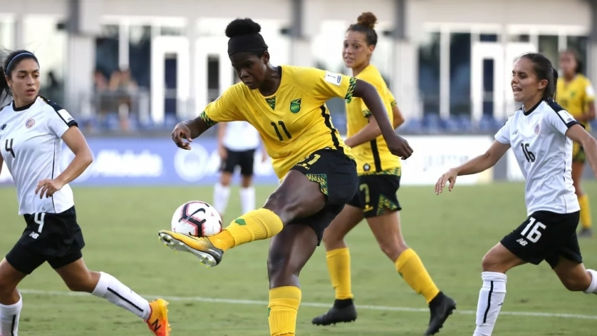Guardian's Bunny Shaw recognition, 'positive for Jamaica's football' - JFF President Michael Ricketts