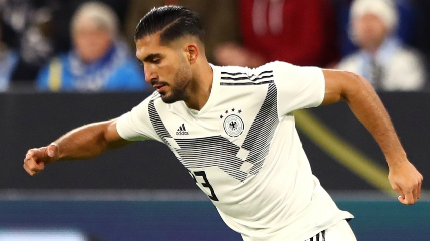 Emre Can not happy at Juventus