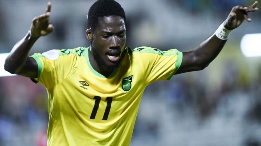 Reggae Boyz do just enough to get by Aruba